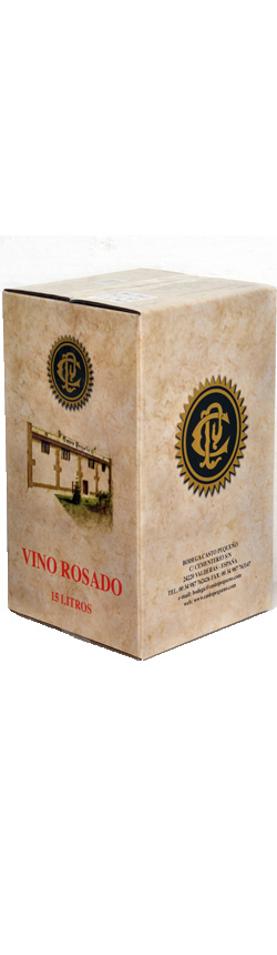 Gregorio Díez - Box Rosado Casto Pequeño