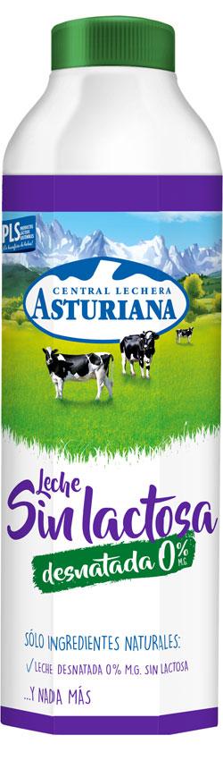 Gregorio Díez - Asturiana Leche Sin Lactosa 0%