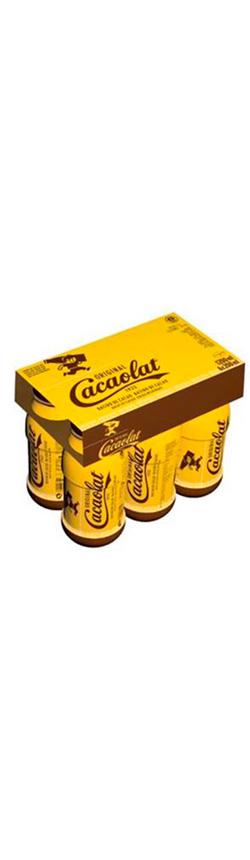 Gregorio Díez - Cacaolat Pack 4x6