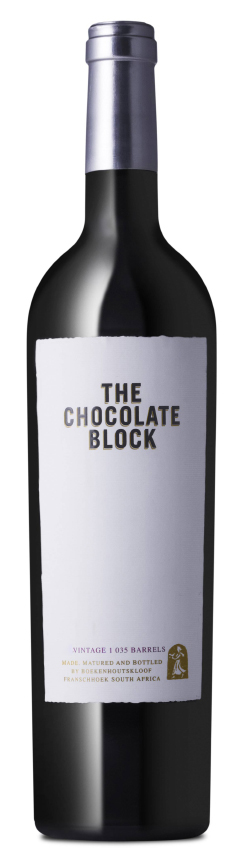 Gregorio Díez - The Chocolate Block
